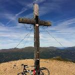 Wöllaner Nock (2145 m) - mit dem MTB genußvoll zu eradeln vom Hotel aus