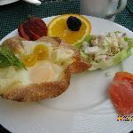 Example of breakfast