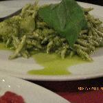 Troffie with Pesto