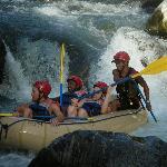 Rafting in La Ceiba