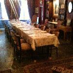 set dining table Pierre Du Calvet