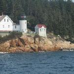 Maine's most famous lighthouse