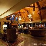 Hotel Telluride Lobby View