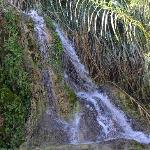 cascada agua