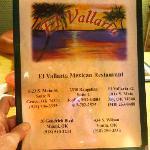 Photo de El Vallarta Mexican Restaurant