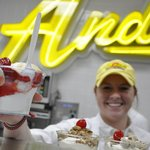 ‪Andy's Frozen Custard‬