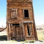 this is a building in Bodie itself