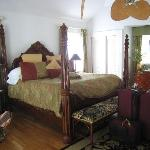 Master Suite was even lovelier than pictured