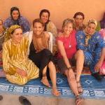 The women in the Berber Village