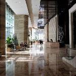Entrance lobby area