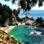 One of the most pleasant views in Big Sur