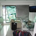 kitchenette / lounge area