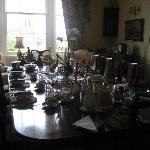 """Breakfast table """"Wow"""""""
