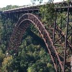 red river gorge bridge
