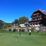 Golf Hotel Sonne Foto