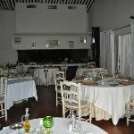 salle à diner
