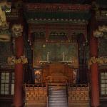 仁政殿(インジョンジョン):昌徳宮の正殿