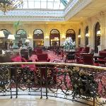The Lobby of Le Grand