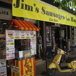 Foto di Jim's sausages