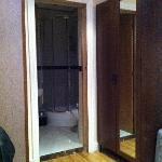 Ingresso camera+armadio