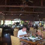 salle petit dejeuné