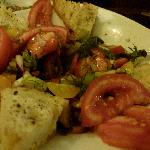 The best tomato salad ever