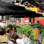 Grill y restaurant en planta baja