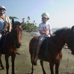 Sonaisali Beach Horse Riding