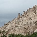Tent Rocks on the Ridge