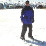 Kevin at Falls Creek