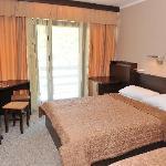 Standard room in hotel Radan