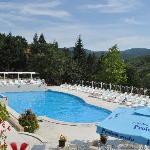 Opendoor swimming pool