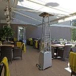 Restaurant VANIA - Hotel Klyazma - Veranda