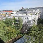 Garden side view