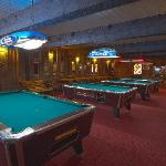 Saloon Pool Tables