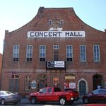 Concert Hall and Barrel Bar
