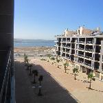 View of the Ria Formosa from the Patio