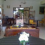 one of the living rooms