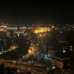 the old city from the room (-;