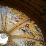 interior cupula