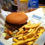 Pipeline burger