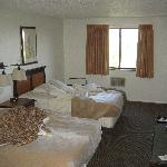 2 bed room in Lodge C