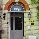 Lynwood entrance