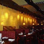 left dining area