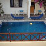 Foto de Antonia Hotel Santorini
