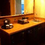 Coffee, Fridge, & Microwave