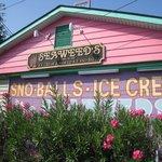 Sea Weeds Ice Cream in Tybee Island