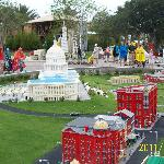 The lego city is fantastic