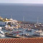 ferrys in harbour