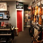 Woodstock Music Shop